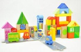 a toy city