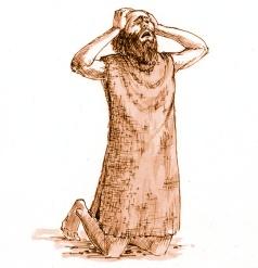Jeremiah weeping