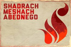 Shadrach, Meshach, Abednego